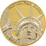 Gold & nickel