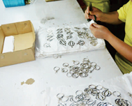 Assembling & Inspecting