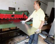 Plate Cutting