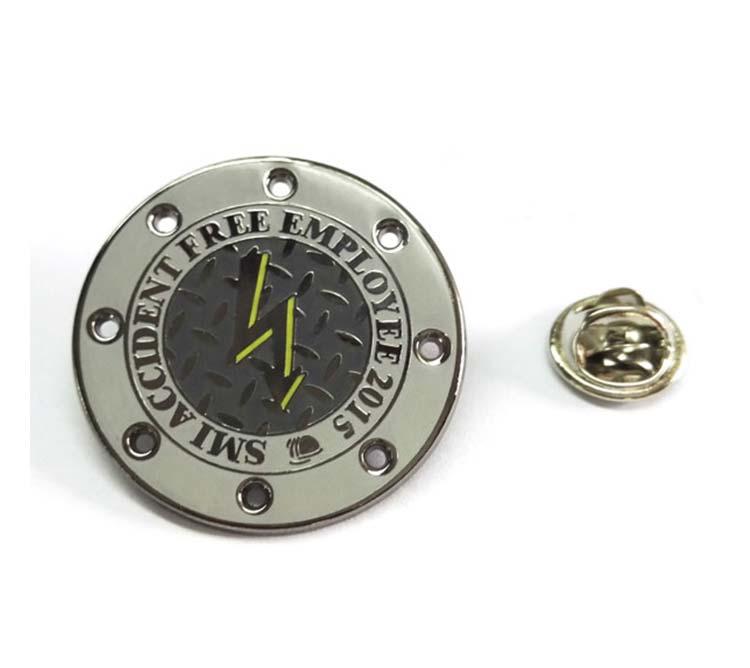 Lapel Pins Die Cast Epola