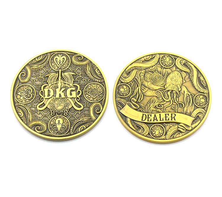 Challenge Coin Die Cast