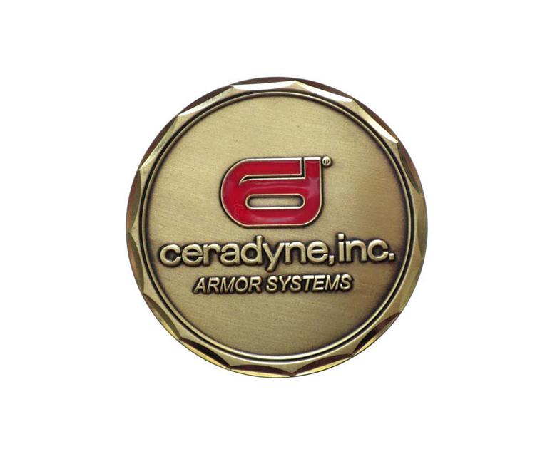 Challenge Coin Die Struck Epola