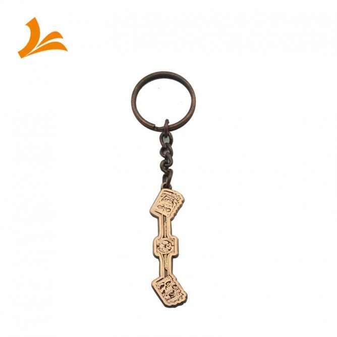 Key Chain Die Struck