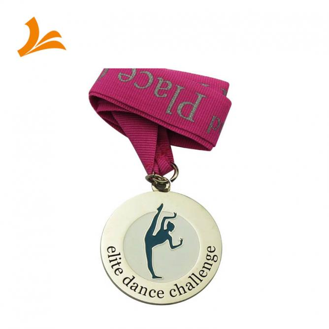 Medal / Medallion Die Struck Soft Enamel
