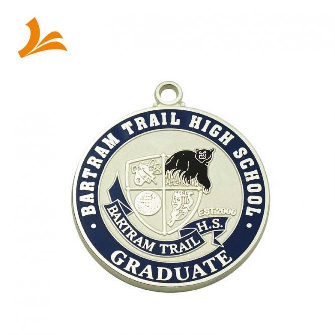 Medal / Medallion Die Cast Soft Enamel