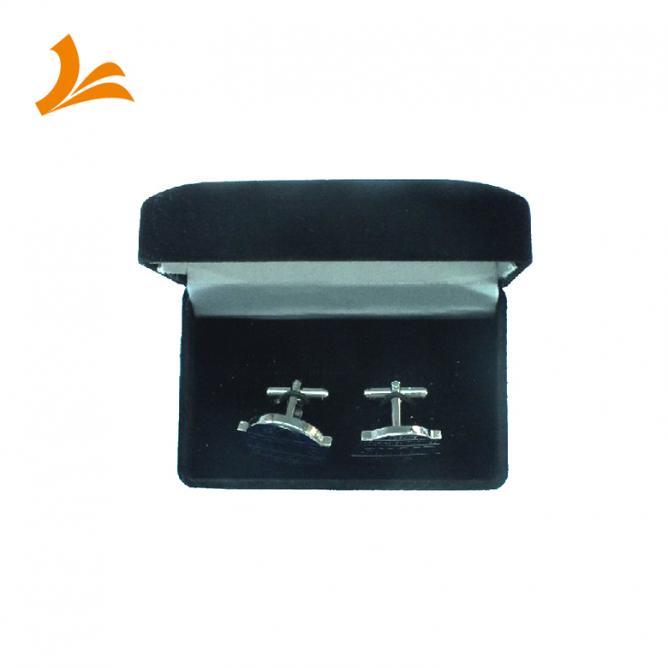 Velvet Cufflink Box